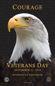 Veterans Day Poster 2016